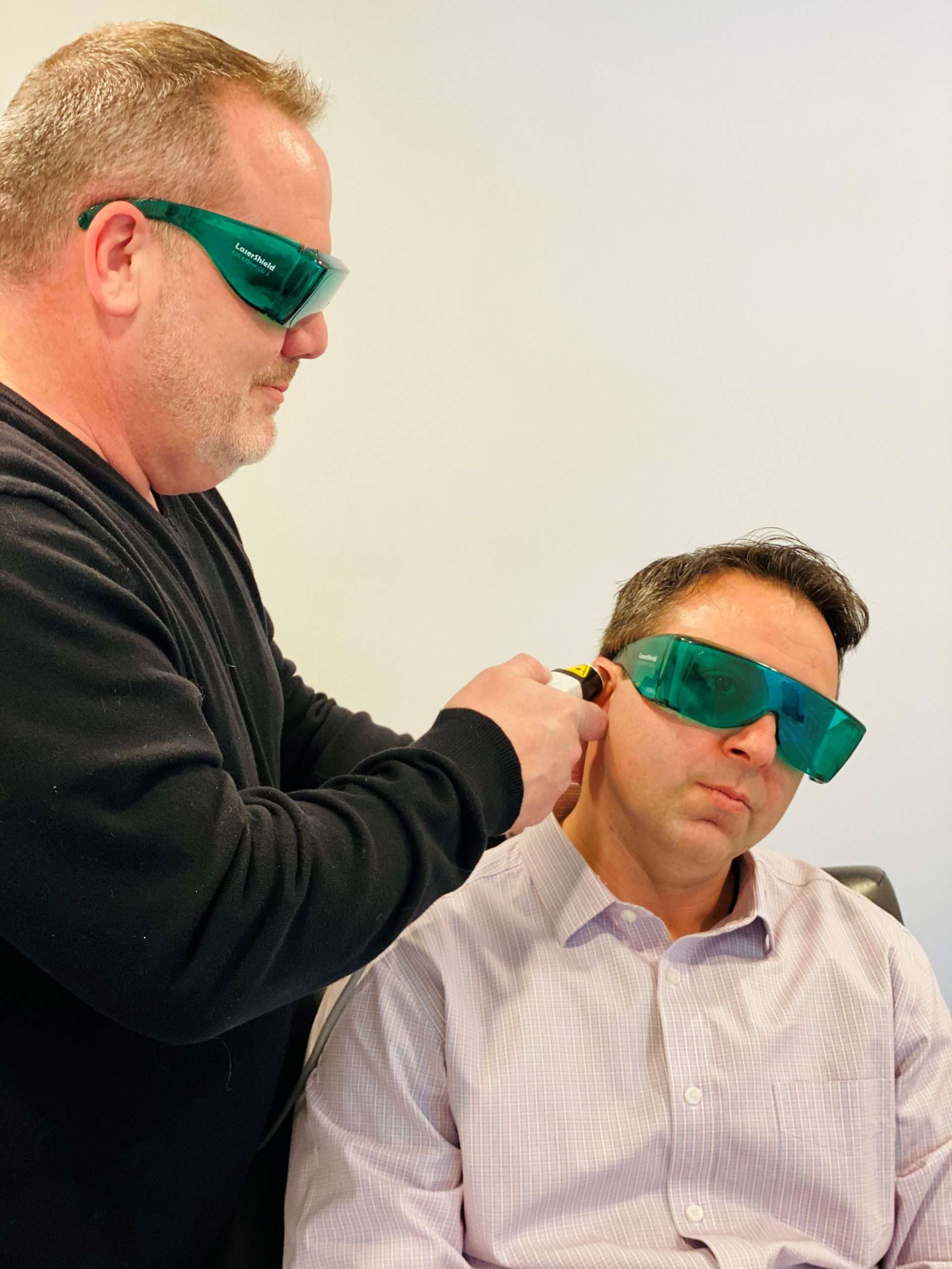 quit smoking program -cold laser therapy