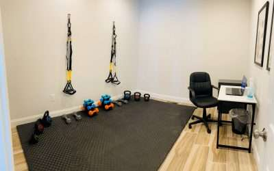 Introducing our In-Office TRX Training System