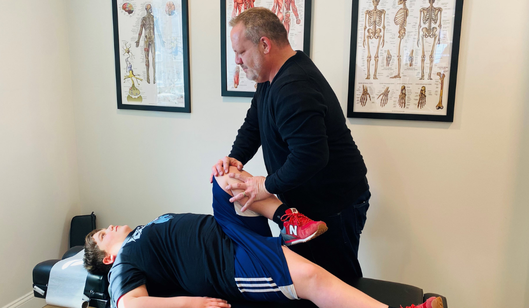 Sports Chiropractic for Kids