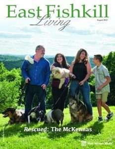 East Fishkill Living Magazine August 2021 Cover Story